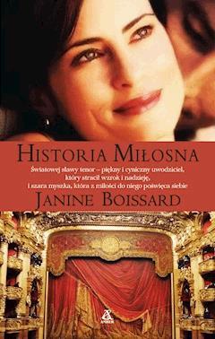 Historia miłosna - Janine Boissard - ebook
