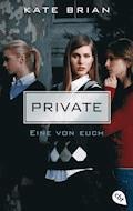 Private - Eine von euch - Kate Brian - E-Book