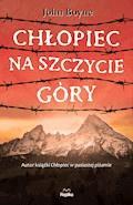 Chłopiec na szczycie góry - John Boyne - ebook