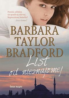 List od nieznajomej - Barbara Taylor Bradford - ebook
