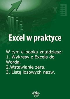 Excel w praktyce. Wydanie lipiec 2014 r. - Rafał Janus - ebook
