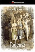 Pan Tadeusz - Adam Mickiewicz - ebook + audiobook
