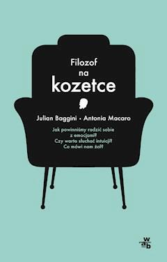 Filozof na kozetce - Julian Baggini, Antonia Macaro - ebook