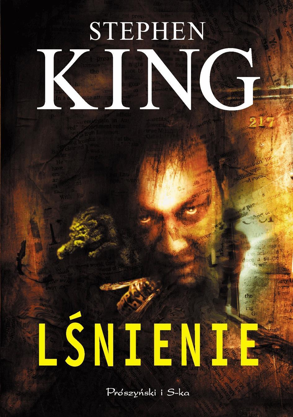 Lśnienie - Tylko w Legimi możesz przeczytać ten tytuł przez 7 dni za darmo. - Stephen King