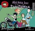 Zwariowane rodzinki. Mój pies jest dinozaurem - Jackie French - audiobook