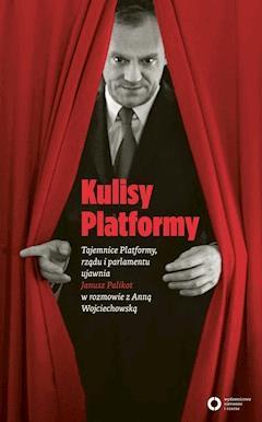 Kulisy Platformy - Anna Wojciechowska - ebook
