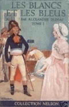 Les Blancs et les Bleus - Tome I - Alexandre Dumas - ebook