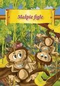 Małpie figle - O-press - ebook