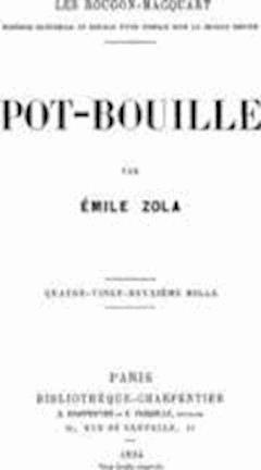 Pot-Bouille - Emile Zola - ebook