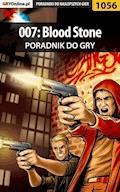"""007: Blood Stone - poradnik do gry - Michał """"Wolfen"""" Basta - ebook"""