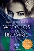 Witches of Norway: Alle 3 Bände der magischen Hexen-Reihe in einer E-Box! - Jennifer Alice Jager - E-Book