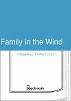 Family in the Wind - Francis Scott Fitzgerald - ebook