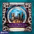 Chroniken der Weltensucher: Der Palast des Poseidon - Thomas Thiemeyer - Hörbüch