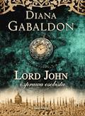 Lord John i sprawa osobista - Diana Gabaldon - ebook