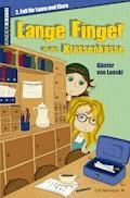 Lange Finger in der Klassenkasse - Günter von Lonski - E-Book