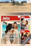 Brides for the Taking - Zwei Schwestern auf der Suche nach ihrer verschollenen Halbschwester - Lynne Graham - E-Book