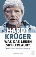 Was das Leben sich erlaubt - Hardy Krüger - E-Book