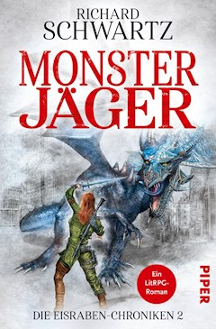 Monsterjäger - Richard Schwartz - E-Book