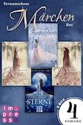 Verwunschene Märchen-Box: Vier Märchen-Romane von Jennifer Alice Jager in einer E-Box! - Jennifer Alice Jager - E-Book