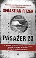 Pasażer 23 - Sebastian Fitzek - ebook