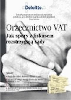 Orzecznictwo VAT - Opracowanie zbiorowe - ebook