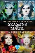 Das magische Ende der Serie! - Ewa A. - E-Book