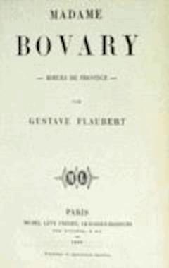 Madame Bovary - Gustave Flaubert - ebook