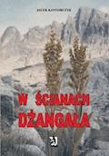W ścianach Dżangała - Jacek Kantorczyk - ebook