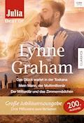 Julia Best of Band 200 - Lynne Graham - E-Book