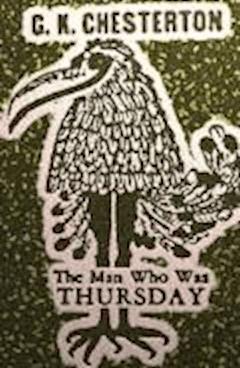 The Man Who Was Thursday: a Nightmare  - Gilbert Keith Chesterton - ebook