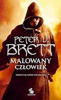 Malowany człowiek. Księga 1 - Peter V. Brett - ebook
