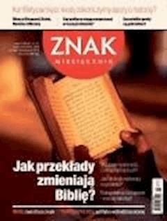 Miesięcznik Znak. Wrzesień 2012 - Opracowanie zbiorowe - ebook