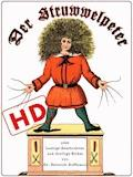 Der Struwwelpeter oder lustige Geschichten und drollige Bilder (HD) - Heinrich Hoffmann - E-Book