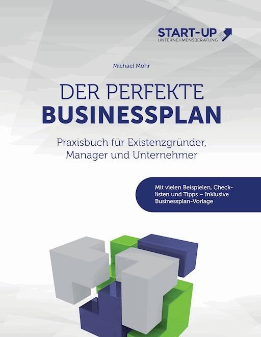 Der Perfekte Businessplan Michael Mohr E Book Legimi