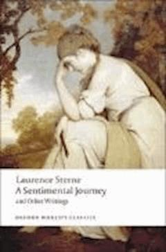 A Sentimental Journey - Laurence Sterne - ebook