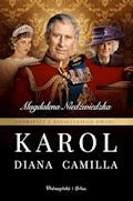 Opowieści z angielskiego dworu. Karol - Magdalena Niedźwiedzka - ebook