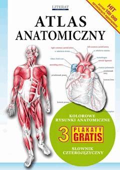Atlas anatomiczny - Opracowanie zbiorowe - ebook