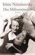 Das Mißverständnis - Irène Némirovsky - E-Book