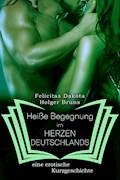 Heiße Begegnung im HERZEN DEUTSCHLANDS - Holger Bruns - E-Book