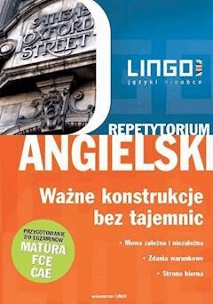 Angielski. Ważne konstrukcje bez tajemnic - Anna Treger - ebook