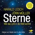 Sterne: Wie das Licht in die Welt kommt - Harald Lesch - Hörbüch