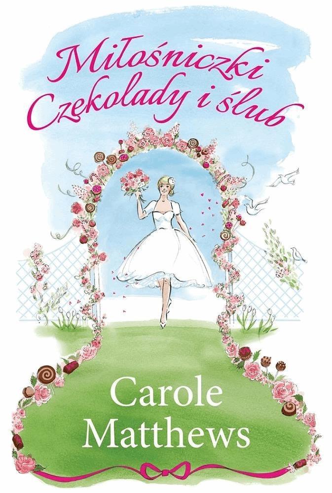 Miłośniczki Czekolady i ślub - Tylko w Legimi możesz przeczytać ten tytuł przez 7 dni za darmo. - Carole Matthews