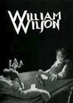 William Wilson - Edgar Allan Poe - ebook