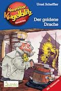 Kommissar Kugelblitz 10. Der goldene Drache - Ursel Scheffler - E-Book