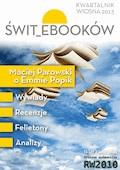 Świt ebooków nr 1 - ebook
