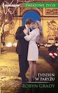 Tydzień w Paryżu - Robyn Grady - ebook