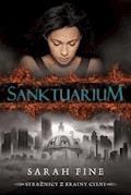 Sanktuarium - Sarah Fine - ebook