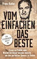 Vom Einfachen das Beste - Franz Keller - E-Book