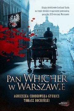 Pan Whicher w Warszawie - Agnieszka Chodkowska–Gyurics - ebook