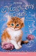 Wakacje na wyspie. Magiczny kotek - Sue Bentley - ebook